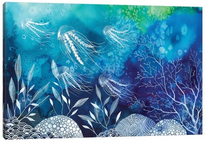 Sea Life Canvas Art Print
