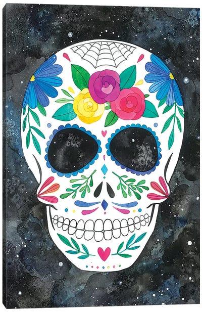 Sugar Skull I Canvas Print #AVC33