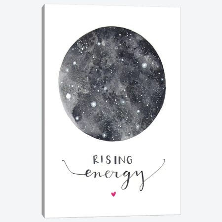 Rising Energy Canvas Print #AVC46} by Ana Victoria Calderon Canvas Art
