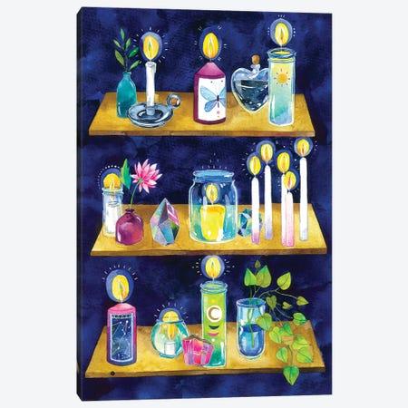 Wellness Altar Canvas Print #AVC52} by Ana Victoria Calderón Canvas Artwork