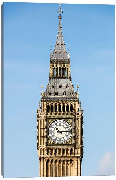 Big Ben - London, England, UK IV Canvas Art Print
