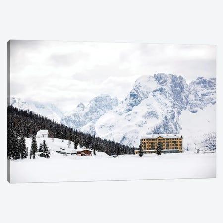 Lake Misurina - Trentino-Alto Adige, Italy Canvas Print #AVG29} by Andre Vicente Goncalves Art Print