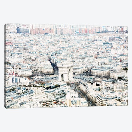 Paris I Canvas Print #AVG32} by Andre Vicente Goncalves Canvas Wall Art