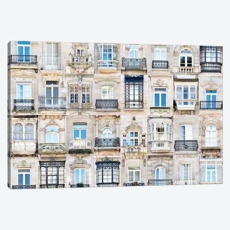 Windows of the World -  Vigo, Spain Canvas Print #AVG60} by Andre Vicente Goncalves Art Print
