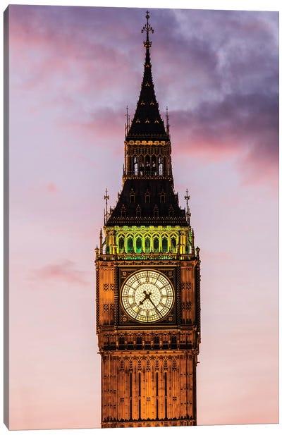 Big Ben - London, England, UK I Canvas Art Print