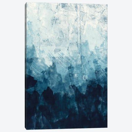 Ocean Blue I 3-Piece Canvas #AVI1} by Alicia Vidal Art Print