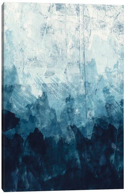 Ocean Blue I Canvas Art Print