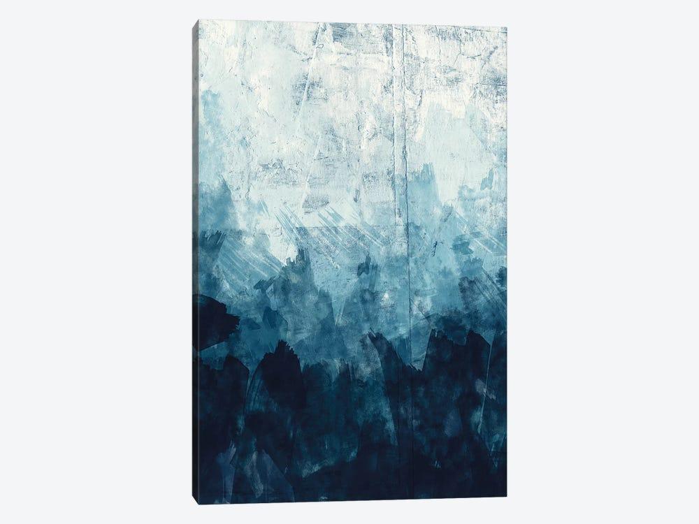 Ocean Blue I by Alicia Vidal 1-piece Canvas Art