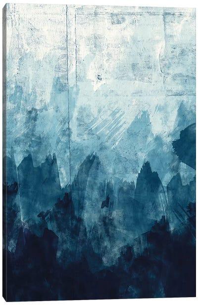 Ocean Blue II Canvas Art Print