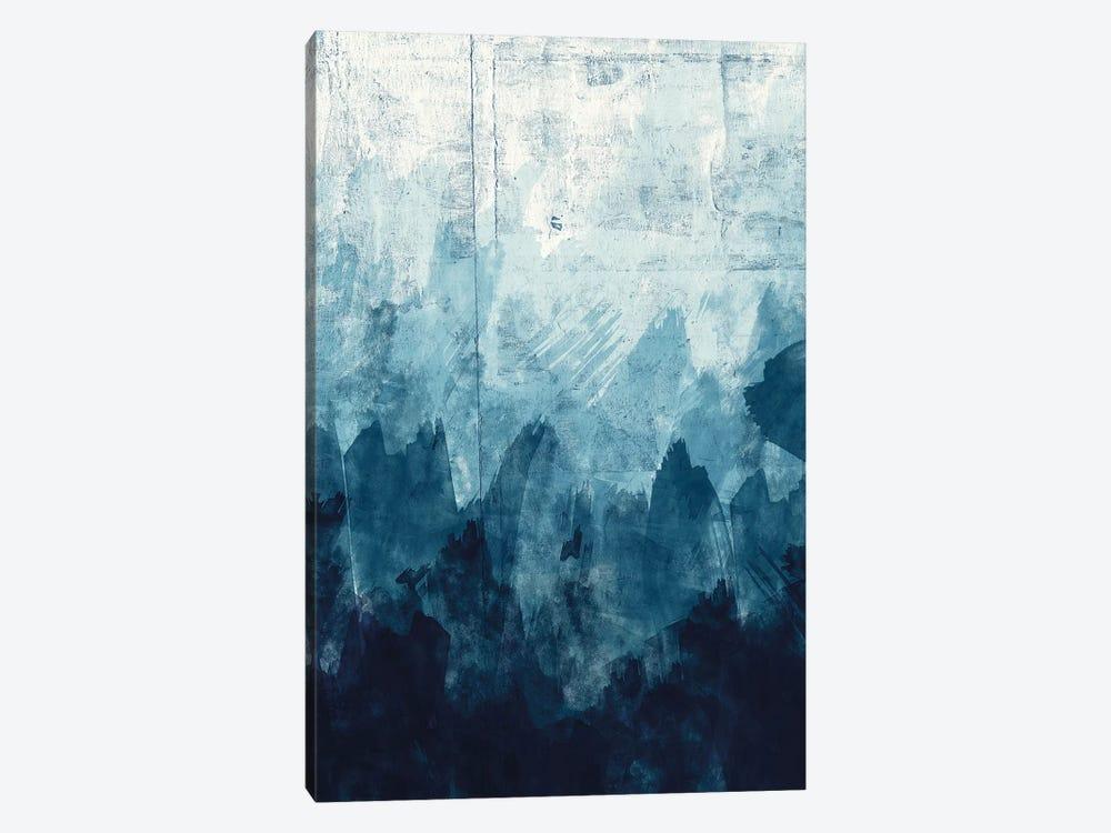 Ocean Blue II by Alicia Vidal 1-piece Canvas Print