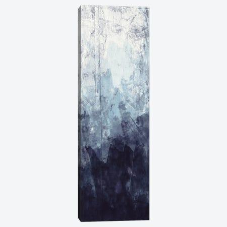 Blue Flow I 3-Piece Canvas #AVI3} by Alicia Vidal Art Print