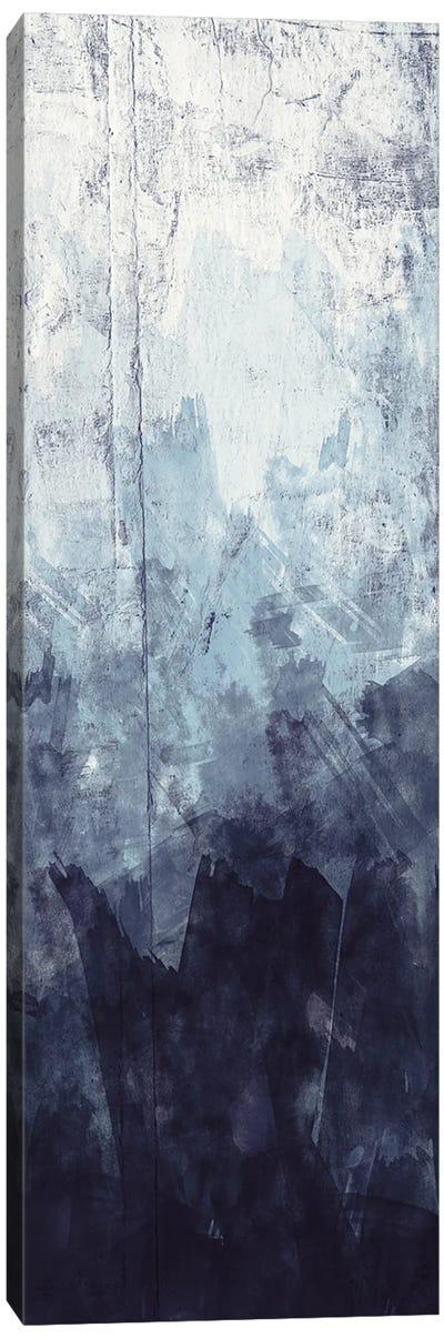 Blue Flow I Canvas Art Print