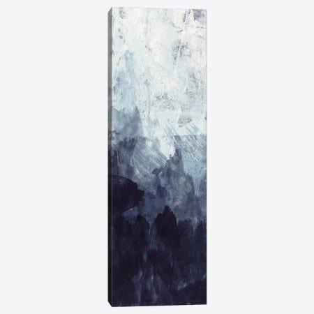 Blue Flow II 3-Piece Canvas #AVI4} by Alicia Vidal Canvas Artwork