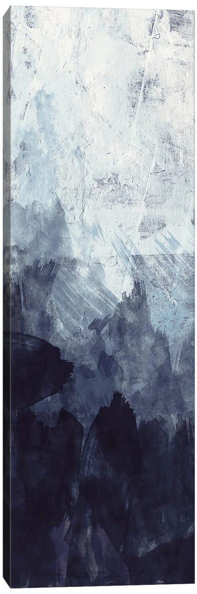 Blue Flow II Canvas Art Print