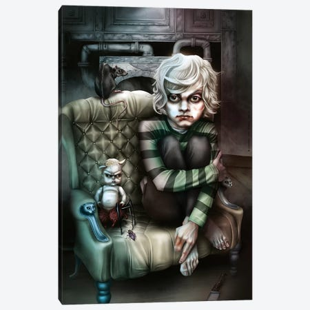 Tate Langdon Canvas Print #AVK25} by Antenor Von Khan Canvas Art