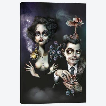 Les Bijoux De Famille Canvas Print #AVK30} by Antenor Von Khan Canvas Artwork
