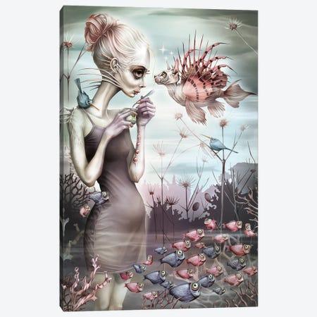 Sweet Little Sweets Canvas Print #AVK35} by Antenor Von Khan Canvas Print