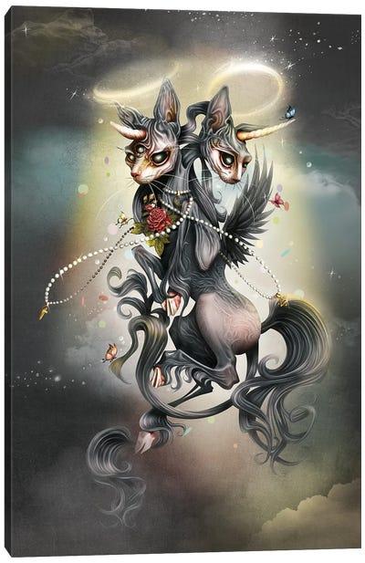 The Cathorsis Canvas Art Print