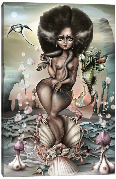 Afrodite Canvas Art Print