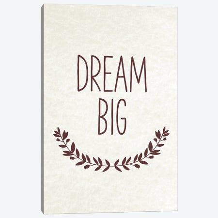 Dream Big Canvas Print #AVN44} by Amelie Vintage Co Canvas Print