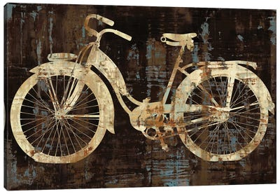 Vintage Ride Canvas Art Print