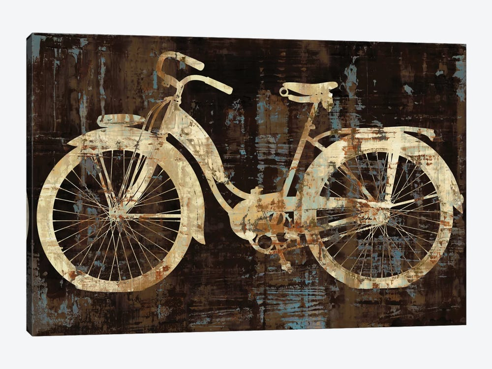 Vintage Ride 1-piece Canvas Artwork
