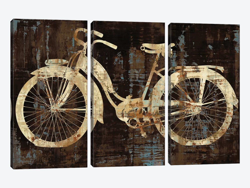 Vintage Ride 3-piece Canvas Wall Art
