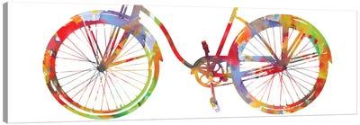 Bike Ride I Canvas Art Print