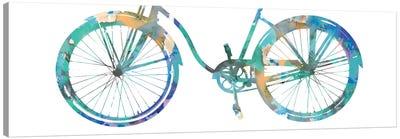 Bike Ride II Canvas Art Print