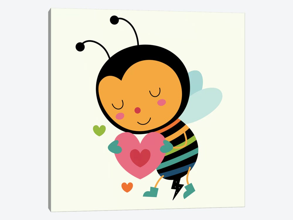 Be Mine by Andy Westface 1-piece Canvas Wall Art