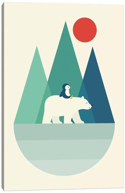 Bear You Canvas Art Print