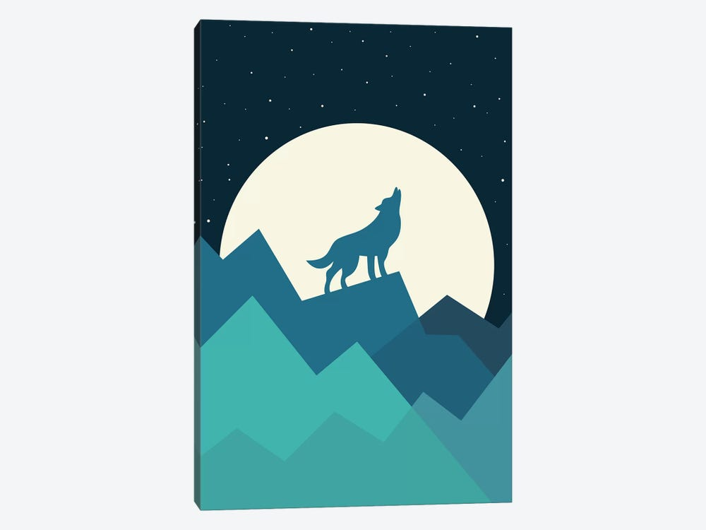 Keep The Wild In You by Andy Westface 1-piece Art Print