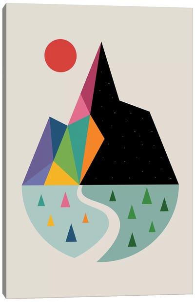 Bright Side Canvas Art Print