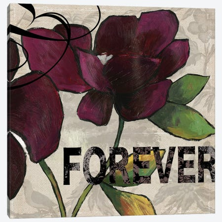 Forever Canvas Print #AWI104} by Aimee Wilson Canvas Artwork