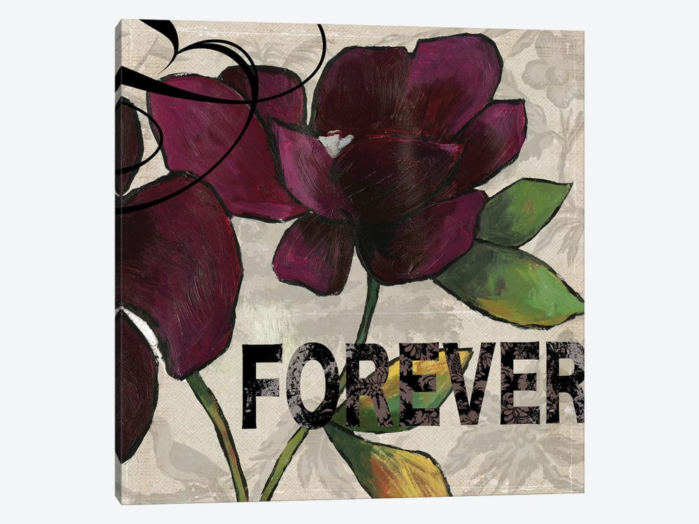 Forever by Aimee Wilson 1-piece Canvas Artwork