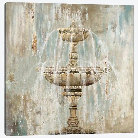 Fountain Canvas Print #AWI107} by Aimee Wilson Canvas Art