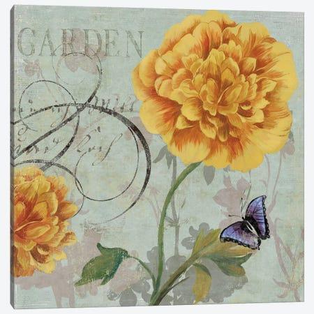 Garden Canvas Print #AWI116} by Aimee Wilson Canvas Art Print