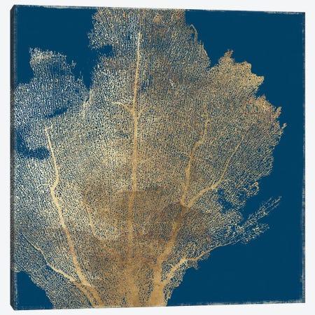 Gold Coral I Canvas Print #AWI123} by Aimee Wilson Art Print