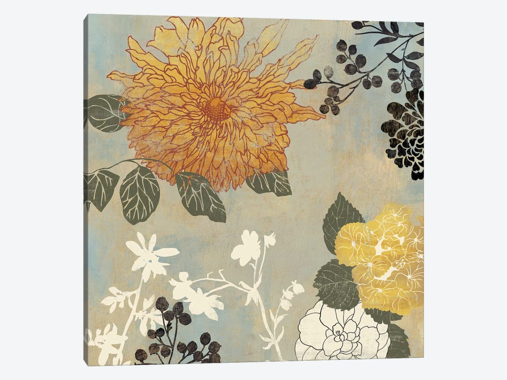 Grace Flowers I by Aimee Wilson 1-piece Art Print