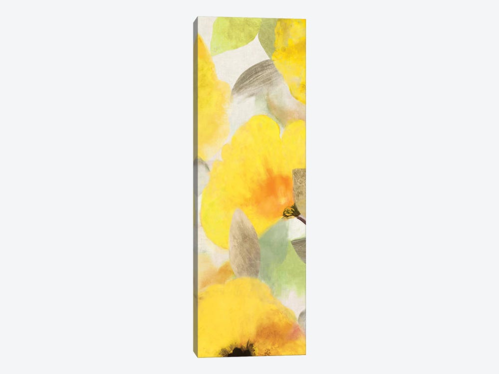 Happy Florals II by Aimee Wilson 1-piece Canvas Wall Art