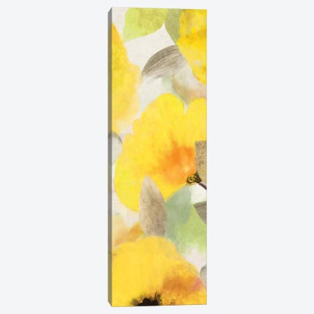 Happy Florals II Canvas Print #AWI137} by Aimee Wilson Canvas Print