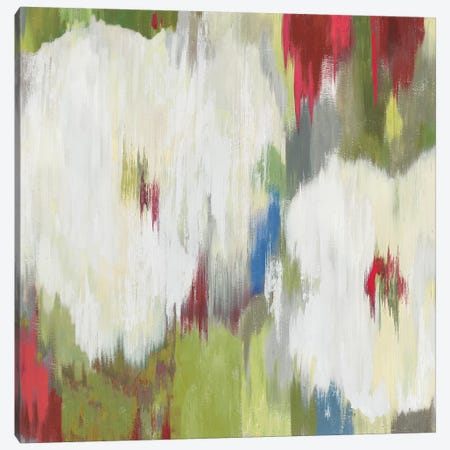 Ikat Avenue II Canvas Print #AWI148} by Aimee Wilson Canvas Print