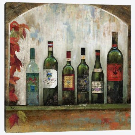 In A Row II Canvas Print #AWI153} by Aimee Wilson Canvas Art