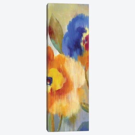 Jardin Ikat II Canvas Print #AWI169} by Aimee Wilson Canvas Print