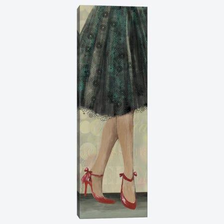 Let's Dance I Canvas Print #AWI176} by Aimee Wilson Art Print