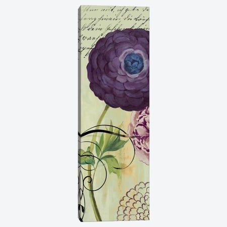 Lovely II Canvas Print #AWI181} by Aimee Wilson Art Print