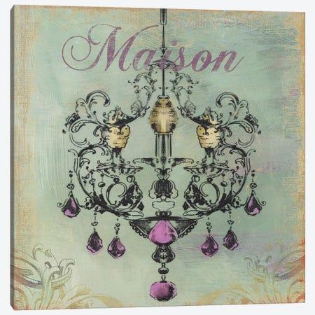 Maison Canvas Print #AWI185} by Aimee Wilson Canvas Artwork