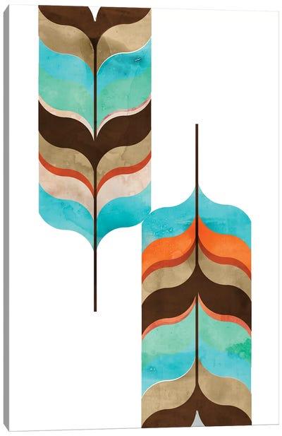 Mod Lollipop Canvas Art Print