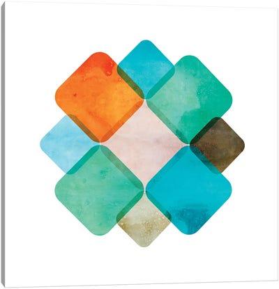 Mod Tiles Canvas Art Print