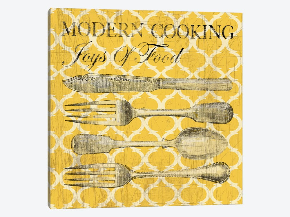 Modern Cooking by Aimee Wilson 1-piece Canvas Print